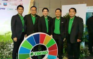 ออริจิ้น ร่วมประชุมประจำปี TBCSD องค์กรธุรกิจเพื่อการพัฒนาอย่างยั่งยืน