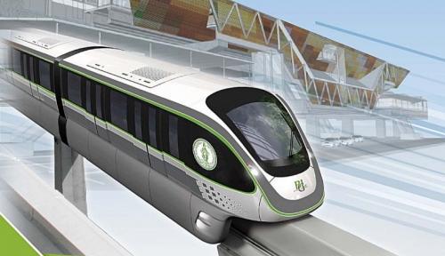 monorail สายสีเทา ในอนาคต