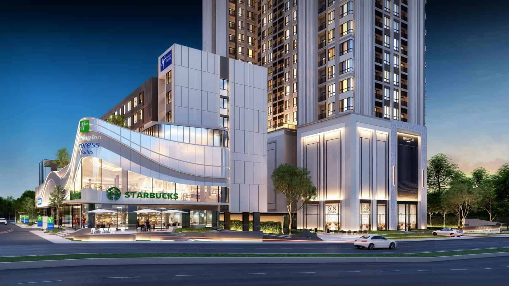 The Hampton Suites Rayong